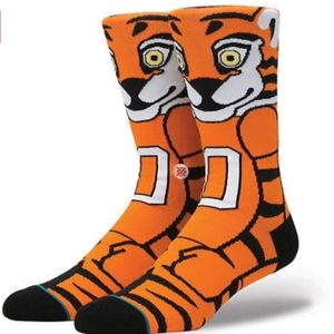 NEW! Stance Clemson Tigers College Game Day Socks
